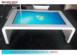 Touch Screen Conference Table Touch Sreen Conference Table Kiosk All In One Lcd Touch Screen