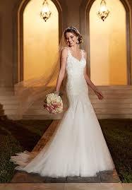 brown wedding dresses stella york wedding dresses