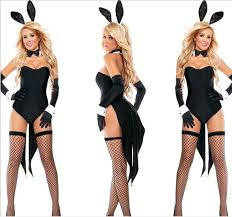 Lingerie Halloween Costumes Compare Prices Costume Bunny Shopping Buy