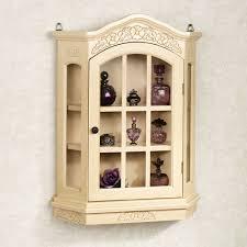 curio cabinet white curio wall cabinet stirring photo
