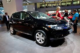 nissan black nissan murano review and photos