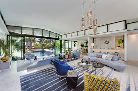 jean louis deniot u0027s midcentury modern home in miami beach seeks