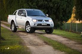mitsubishi triton 2007 mitsubishi triton leads 4 4 ute sales bounce back in june