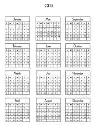 mini calendar template printable mini calendar blank calendar design 2017