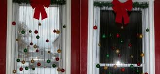 Christmas Decorations For Your Window by 18 Creative Ways To Decorate For Christmas Tiphero