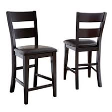 Jcpenney Bar Stools Upholstered Bar Stools Accent Furniture For The Home Jcpenney