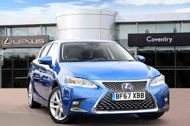 lexus hatchback 2011 used cars in stock at lexus coventry for sale