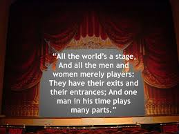 Curtains On A Stage The Seven Ages Of Man U201d William Shakespeare Ppt Video Online