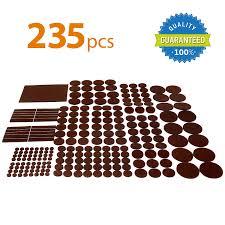 Furniture Pads For Laminate Floors Shepherd Hardware 9240 1 Inch Square Adhesive Slide Glide