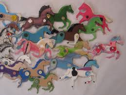 cardboard horses free pattern and tutorial by ann wood could be