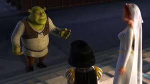 shrek 2001 8 true love kiss