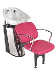 salon sink and chair pibbs 3750b pisa shoo side or backwash hair washing sink for hair