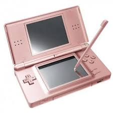 console nintendo ds lite nintendo ds lite metallic pink console refurbished sales nds