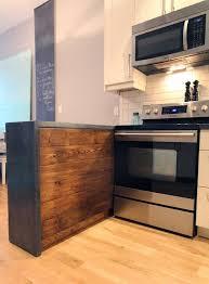 Do It Yourself Kitchen Countertops Best 25 Concrete Kitchen Countertops Ideas On Pinterest