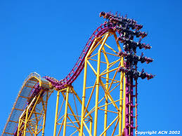 Goldrusher Six Flags Magic Mountain Six Flags Magic Mountain X X Oct5 Jpg Roller Coaster Photos