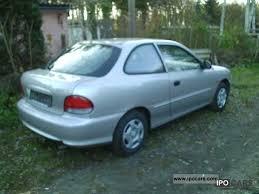 hyundai accent 2000 model 2000 hyundai accent 1 3i gs car photo and specs