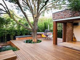 floor awesome patio decorating ideas with deck tiles and wood