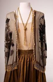 vintage look floral ruffled jacket western wear women western