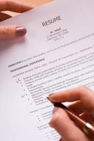 how to prepare a resume for a master u0027s program blog usc