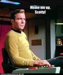 Kirk Meme - set phasers to lol meme sci fi fantasy cheezburger
