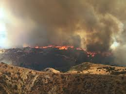 Wildfires California August 2017 by San Bernardino Man Suspected Of Arson In Series Of Wildfires