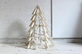 homemade modern ep50 xmas tree