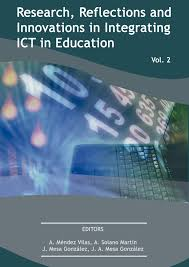 research reflections and innovations in integrating ict in