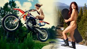motocross bike breakers hight and gieger in the body issue action sports bodies we want 2013
