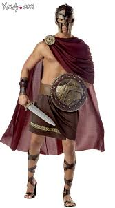 Spartan Halloween Costumes Halloween Costumes Men Mens Halloween Costume Costumes Men