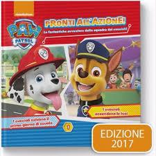paw patrol pronti u0027azione 2a edizione bambini ragazzi