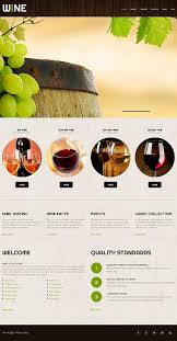 Kosher Champagne Website Template 55627 Wine Club Collection Custom Website