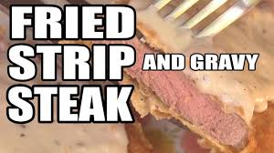 fried steak and country gravy by the bbq pit boys youtube
