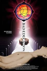 Bad Education Bad Education Movie Poster Roman Jaster