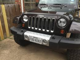 jeep chrome redrock 4x4 wrangler grille inserts chrome j100730 07 17