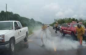 Car Interior Smoke Bomb U S Fish U0026 Wildlife Service Fire Management News Headlines