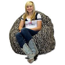 animal pattern bean bag chairs exotic animal print beanbags
