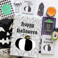 Halloween Stickers Printable by Filofax Archives Strange U0026 Charmedstrange U0026 Charmed