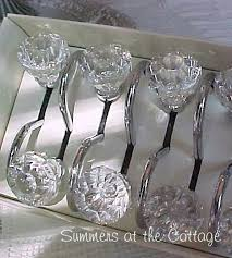 crystal clear shower curtain hooks drawer pull style shabby