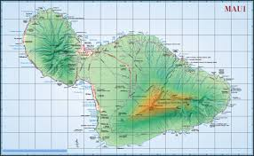 Map Of Big Island Hawaii Maui Island Map The Most Beautiful Island In The World
