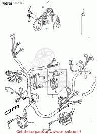 suzuki ay50 wiring diagram wiring diagram and schematics