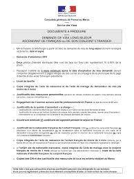 demander acte de mariage consulat general de visa ascendant fr 2 pdf