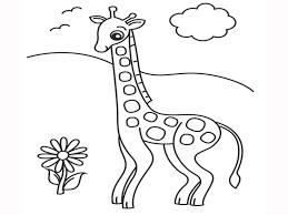 giraffe coloring pages 2 pin drawn giraffe coloring page 1 mom