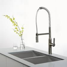 industrial kitchen faucets stainless steel kitchen faucet black sink with stainless faucet industrial