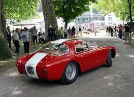 1954 maserati a6gcs concorso d u0027eleganza villa d u0027este ged design