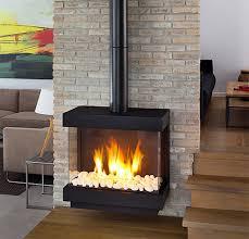 traditional kitchen design metal chimney gardening ideas