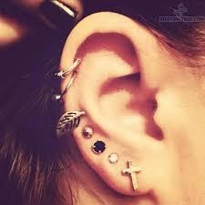 second ear piercing earrings best age for ear piercing new kids center