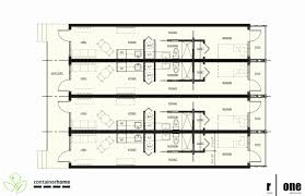 custom floor plans container homes plans blueprints inspirational 66 awesome s