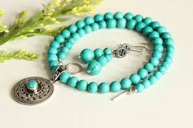 turquoise necklace designs images Buy necklaces gemstone necklaces sterling silver necklaces jpg