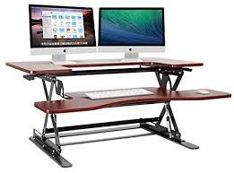 Sit Stand Adjustable Desk Halter Ed 258 Preassembled Height Adjustable Desk Sit Stand Desk