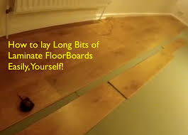 Free Laminate Flooring How To Lay Laminate Floor Boards Stress Free Youtube